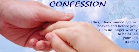 Confession(1)